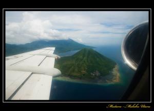 Pemandangan Pulau Maetara